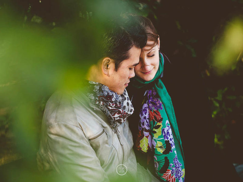 Love session Adeline & Yannick – Parc des Buttes Chaumont