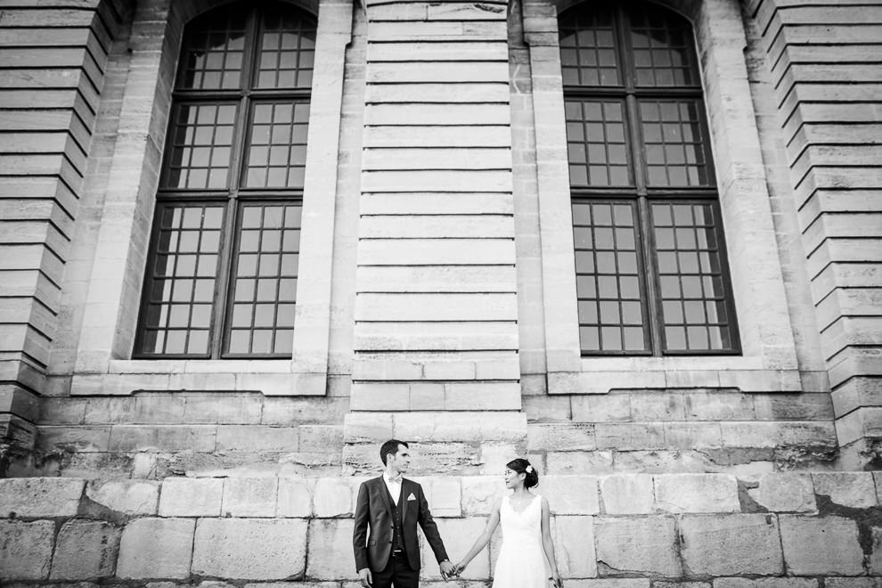 photo day after mariage Oise Chantilly