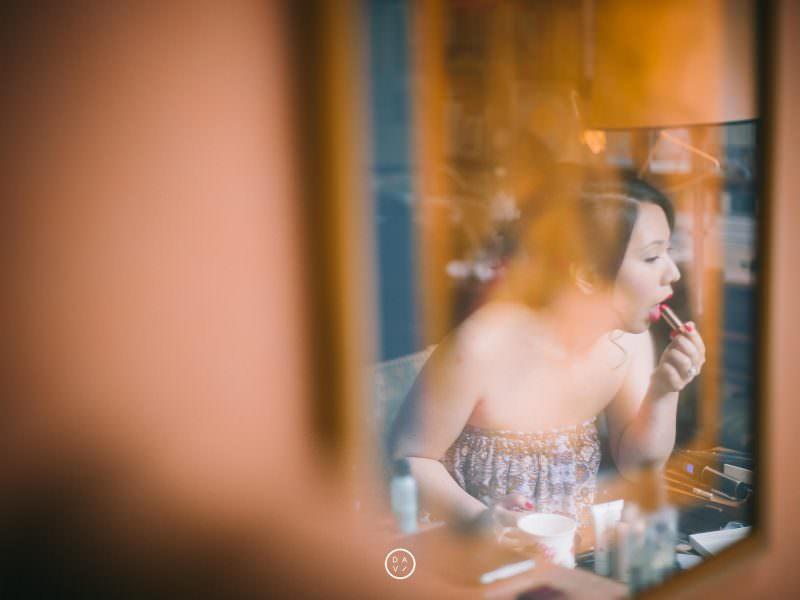 idées photos préparatifs mariée mariage maquillage