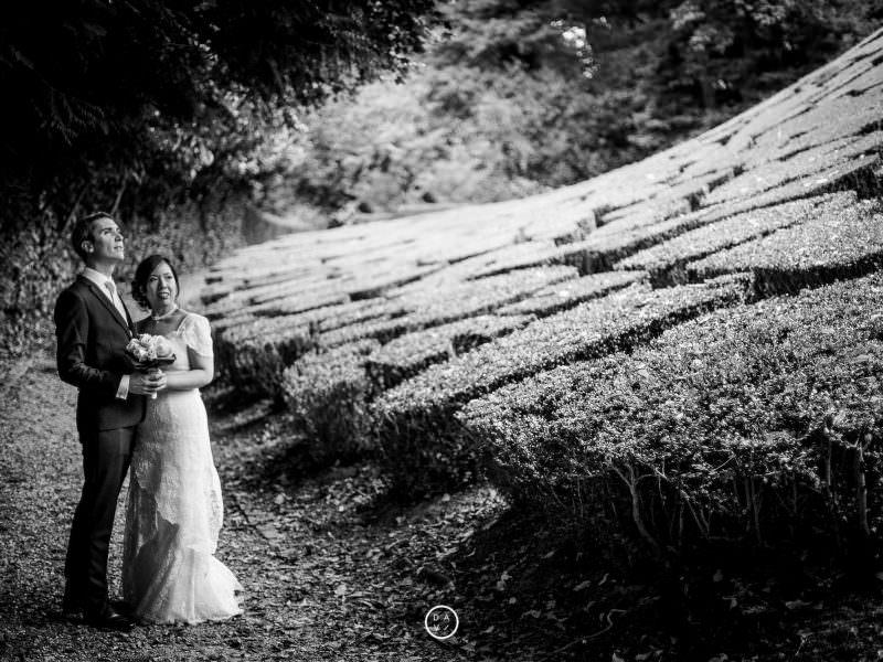 idées photos poses couples mariés shooting mariage