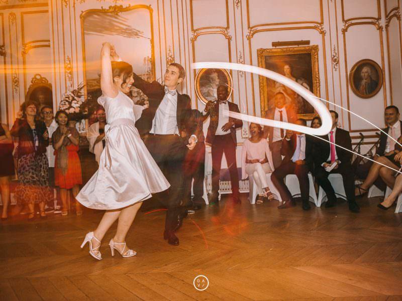 se marier au chateau de breteuil
