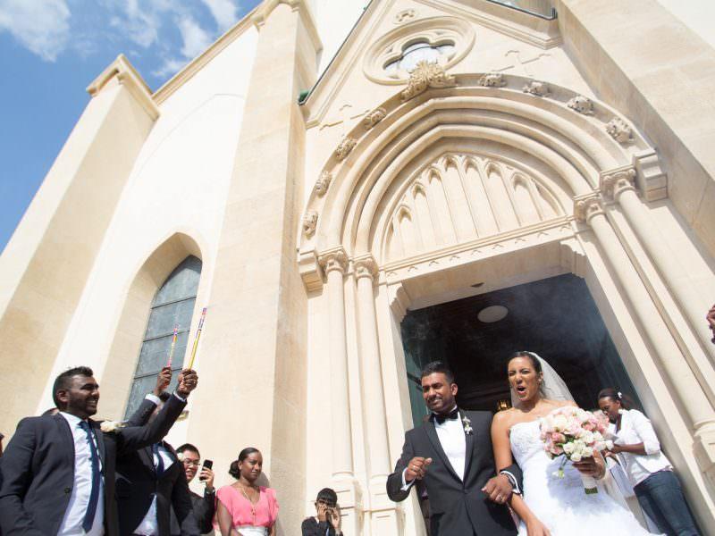 shooting photo mariage religieux abbaye de chaalis