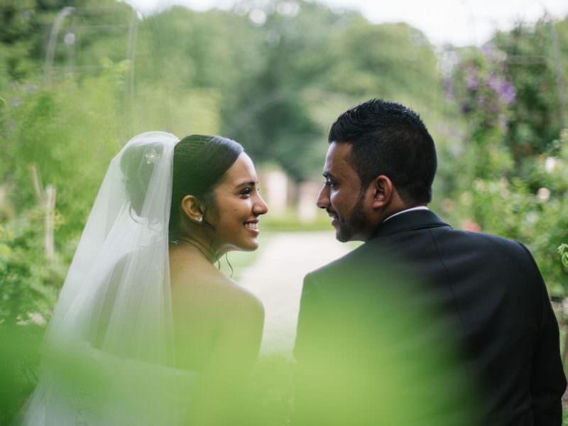séance photo couple mariés mariage