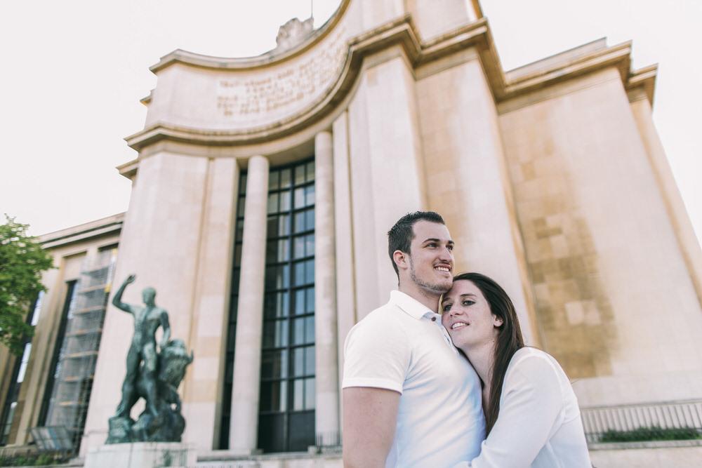 photographe de couple à Paris