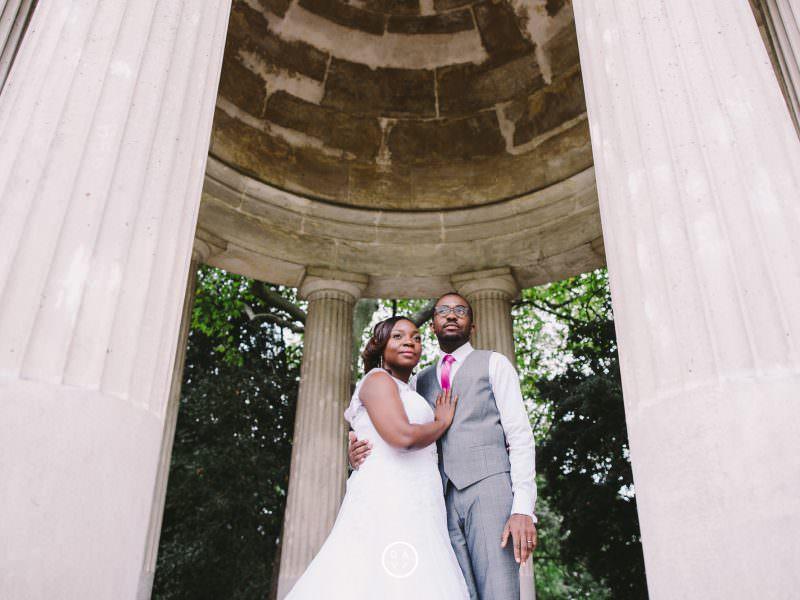 Mariage au Plateau de Gravelle (Paris)