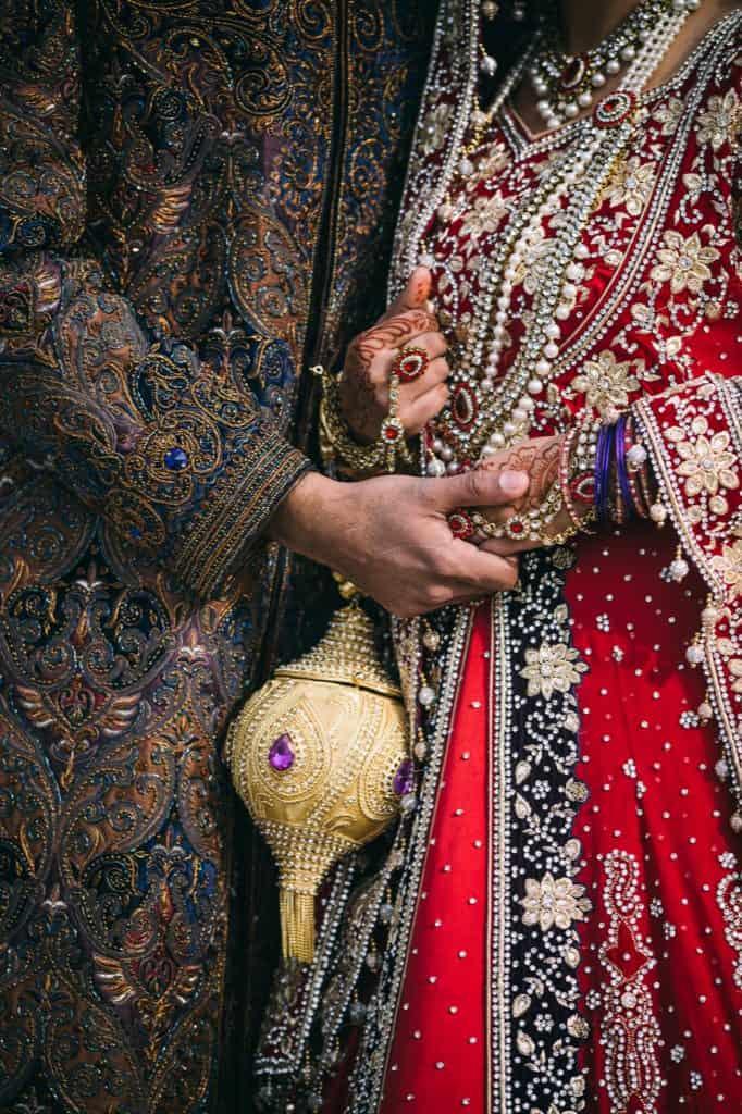 photo mariage pavillon Henri IV