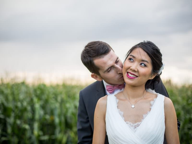 Mariage à la Ferme de Passy