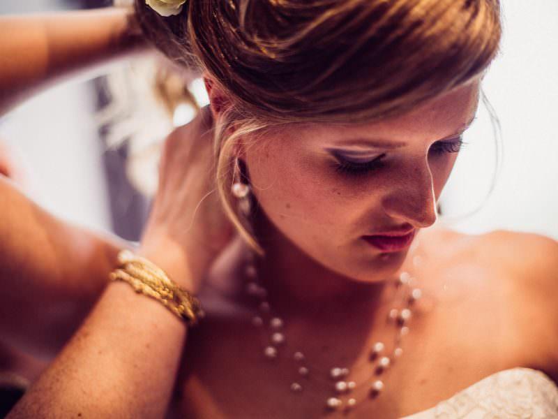 idées bijoux mariée