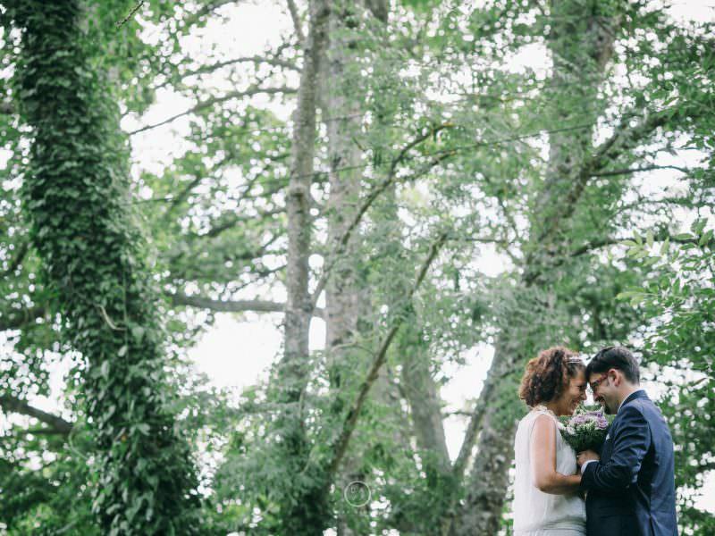Mariage au Moulin de Gueliz
