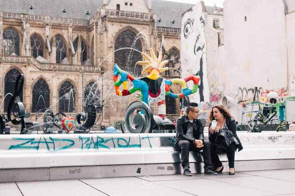 Photographe de couple à Paris 1
