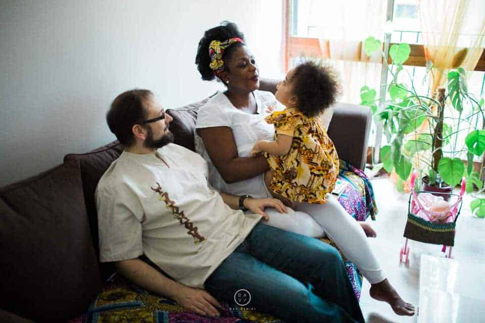 photographe de famille paris, Grossesse et naissance