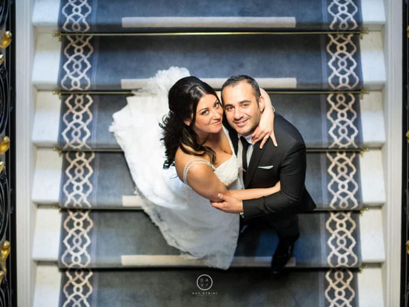 Mariage au Tir au Pigeon et à l'Hôtel Plaza Athénée