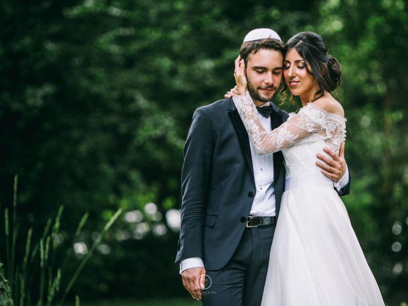 Mariage au Tir au Pigeon, Paris (75)