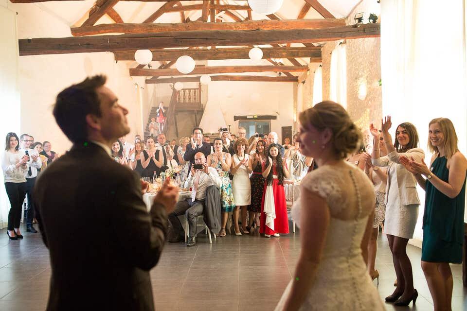 photo de mariage à la Ferme du Grand Chemin 95, photographe mariage vexin