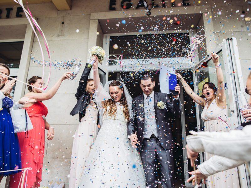Mariage à l'Ermitage de Chalifert