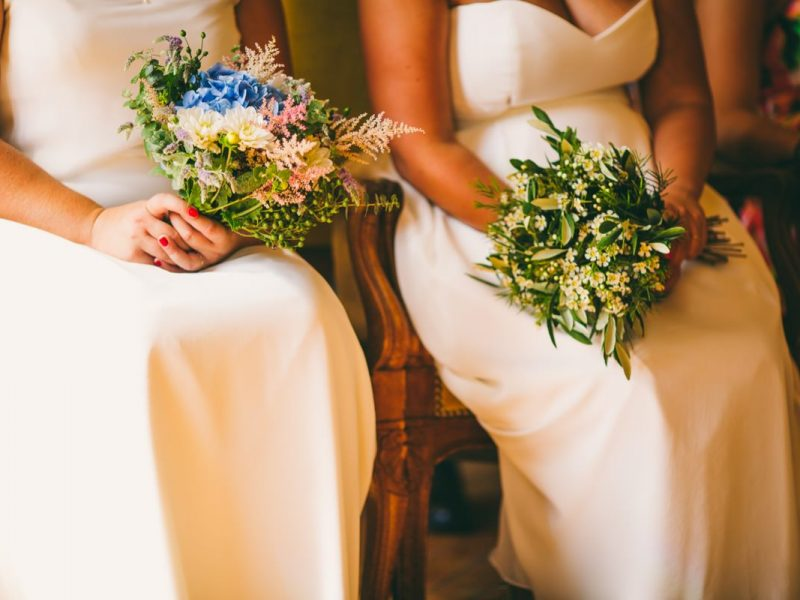 Mariage Boho Chic & Lesbien