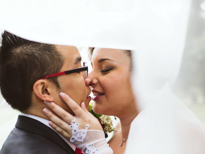 Mariage mixte Franco-Laotien | Etable de Véronge