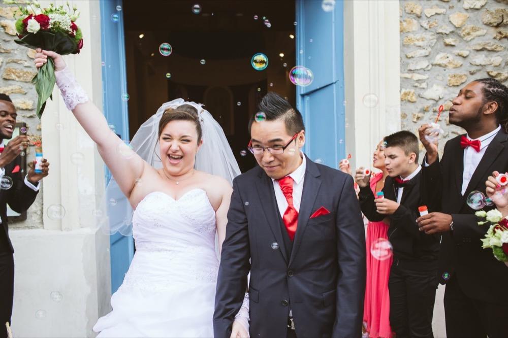 photo mariage franco-laotien