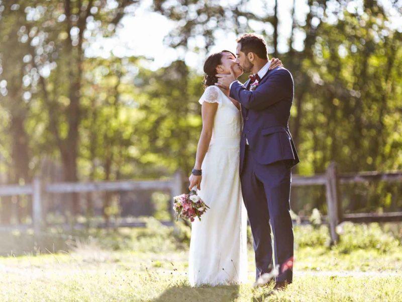 Mariage très cool au Domaine du Parc de Pontcarré