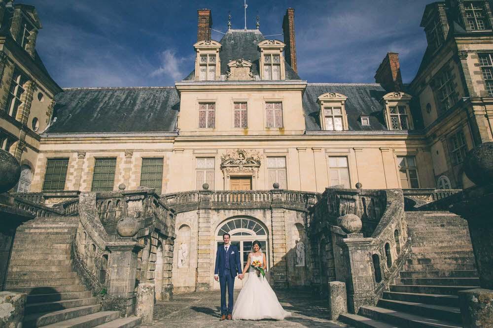 photo mariage 77 chalet du Moulin