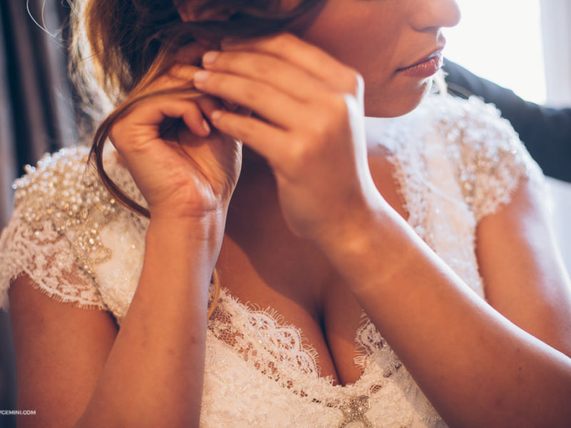 Jour J : comment bien profiter de vos préparatifs de mariage !