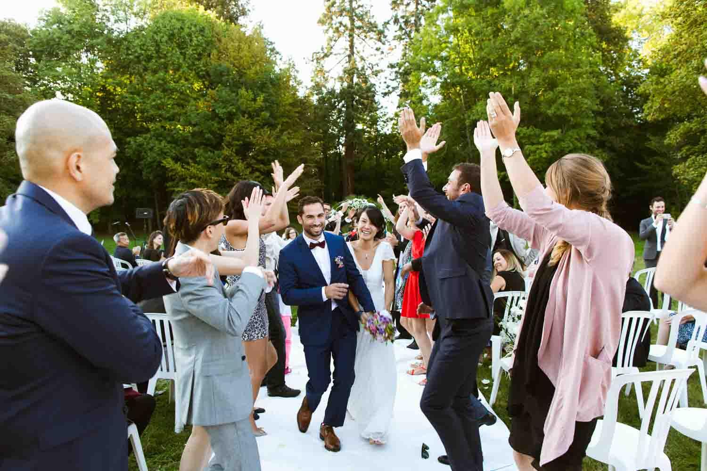 photo de mariage Domaine du Parc Pontcarré