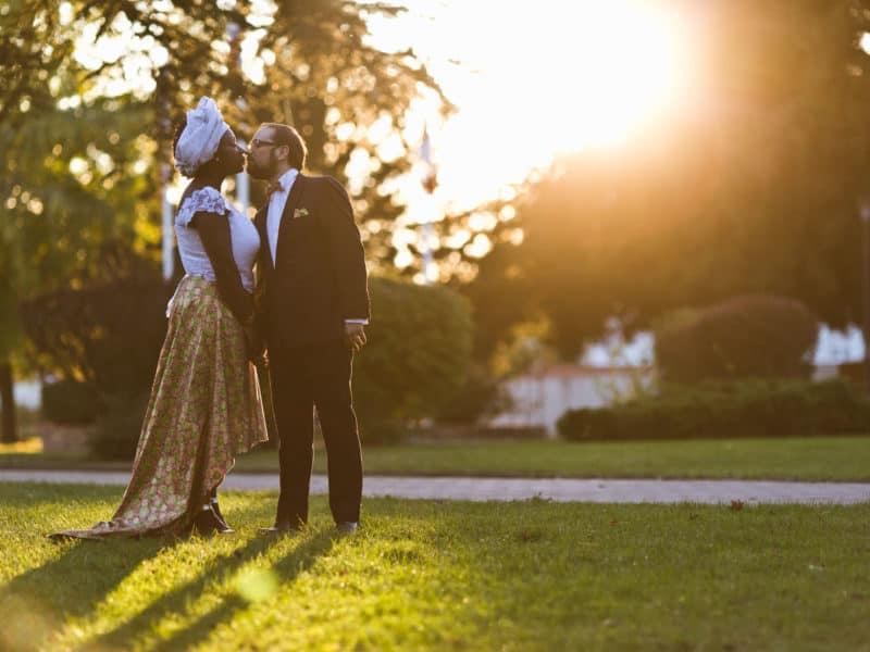Mariage Mixte brou sur Chantereine