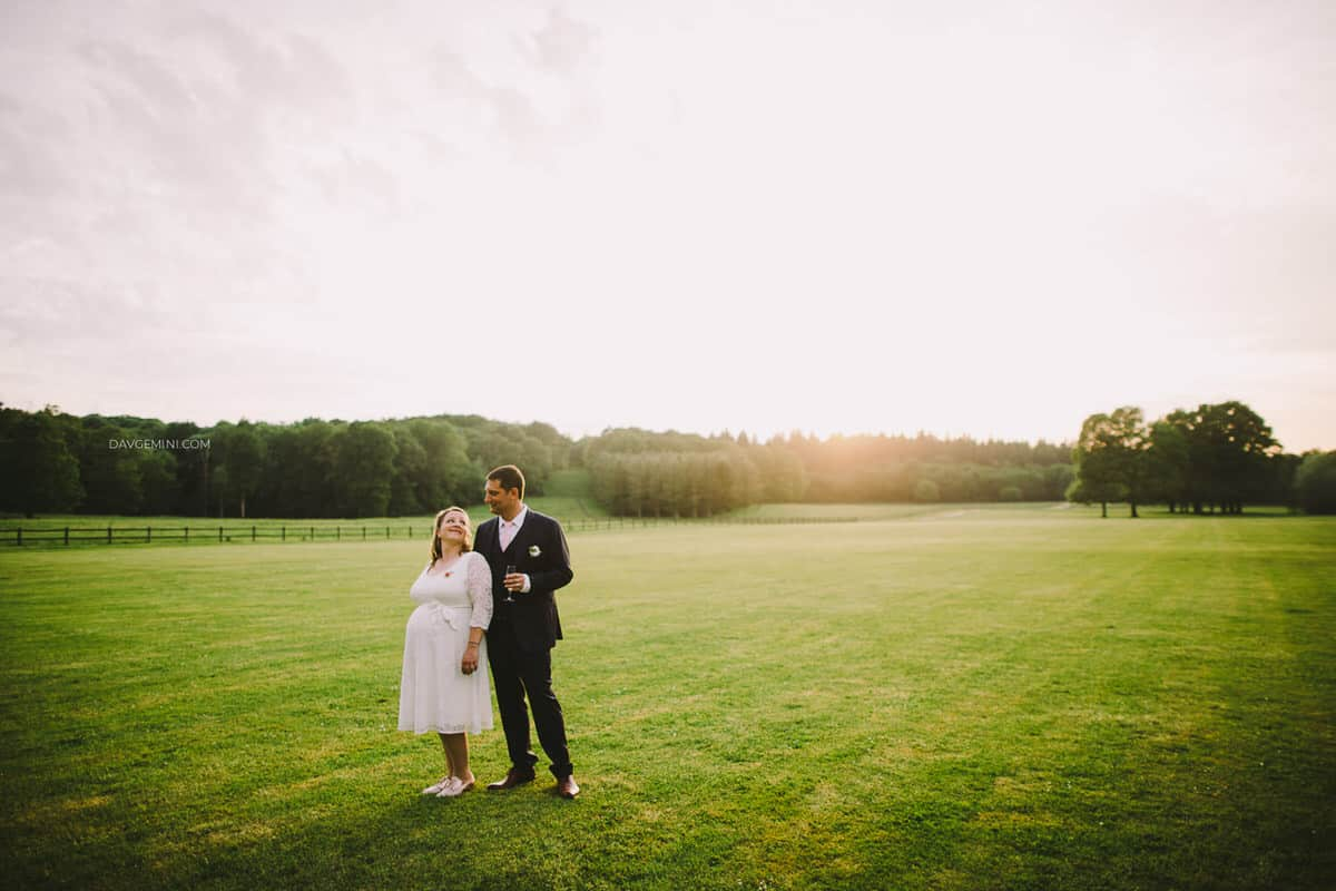 photo mariage domaine de la butte ronde 78