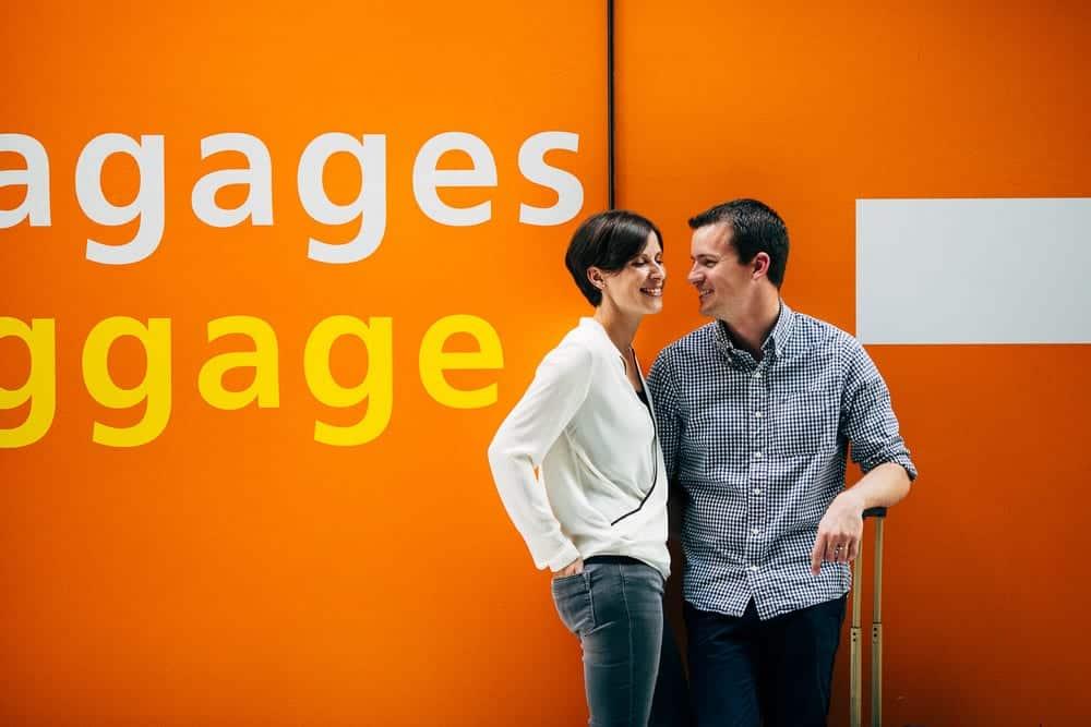 photographies de couple à Paris