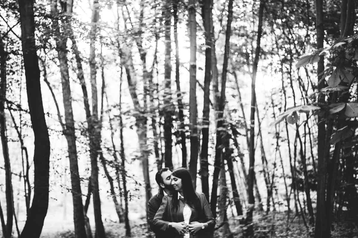 séance photo de couple romantique Vincennes 94