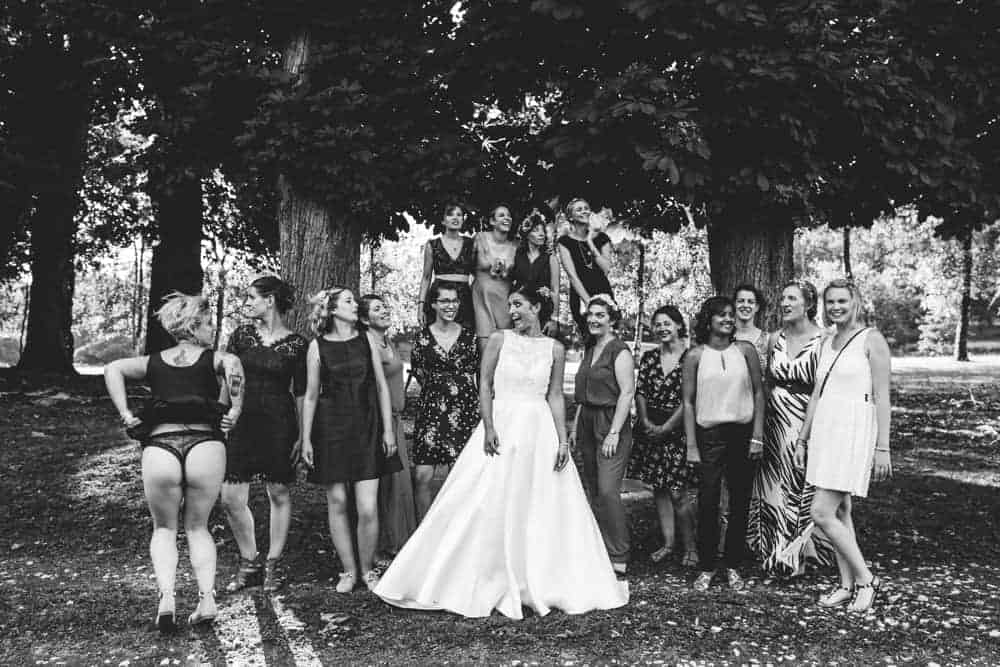 Photos cocktail mariage au château du Monceau à Liverdy-en-Brie