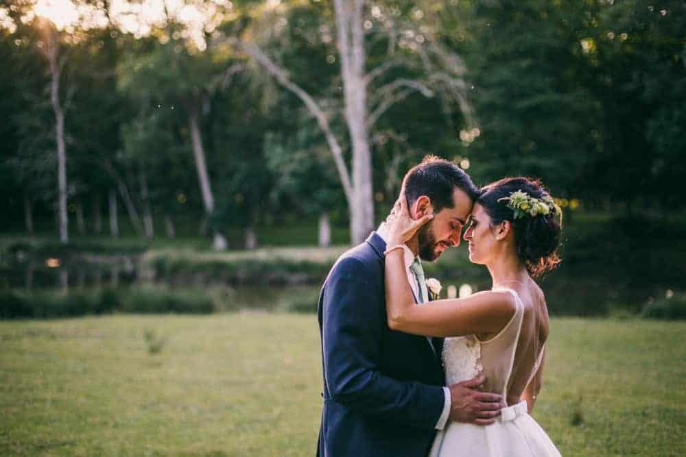 Photos de couple mariage au château du Monceau à Liverdy-en-Brie