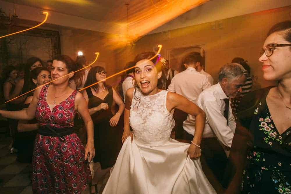 Photos de soirée mariage au château du Monceau à Liverdy-en-Brie 77
