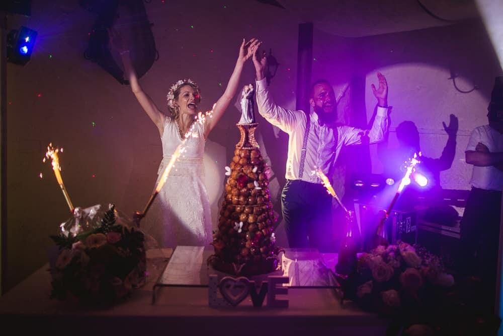 Photos de mariage à la ferme de la petite loge - mariage champêtre 77