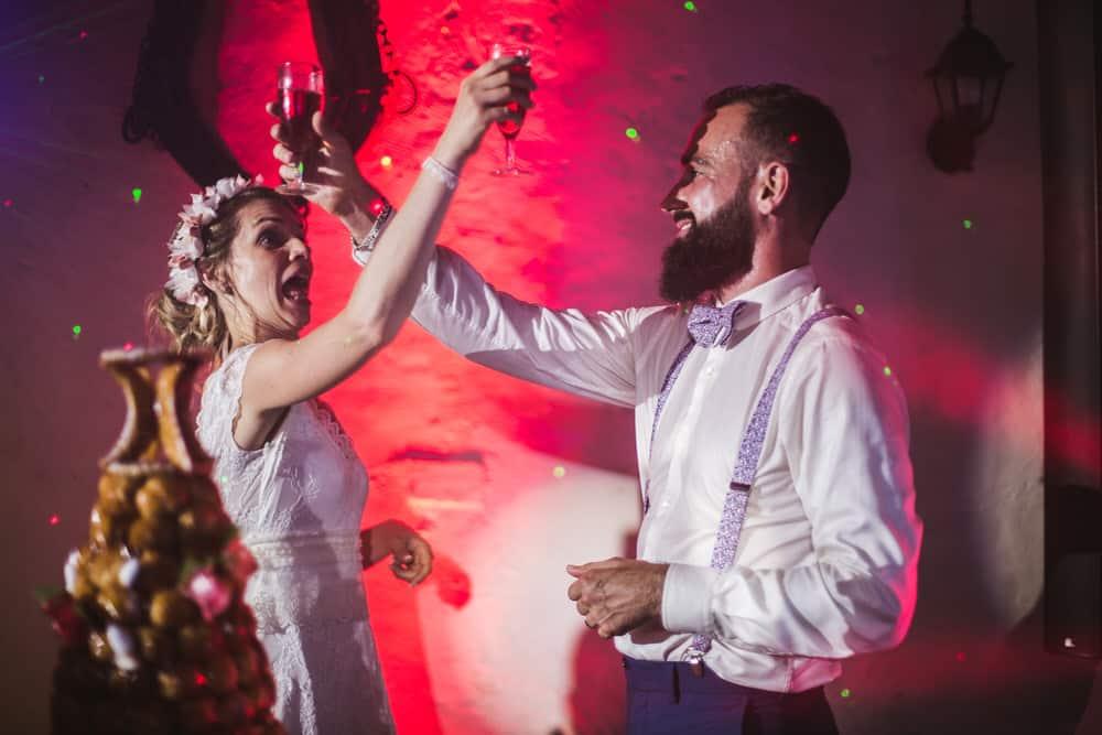 Photos de mariage à la ferme de la petite loge 77