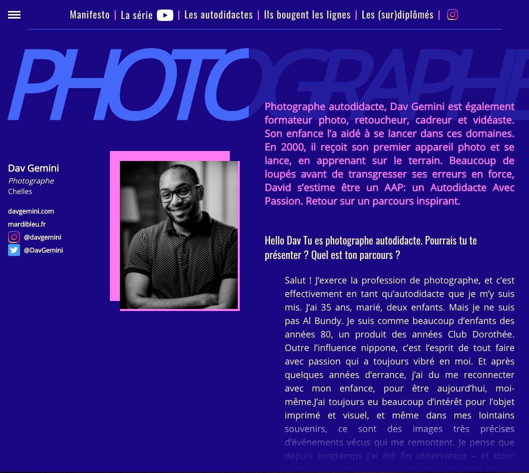 Comment devenir photographe autodidacte ?